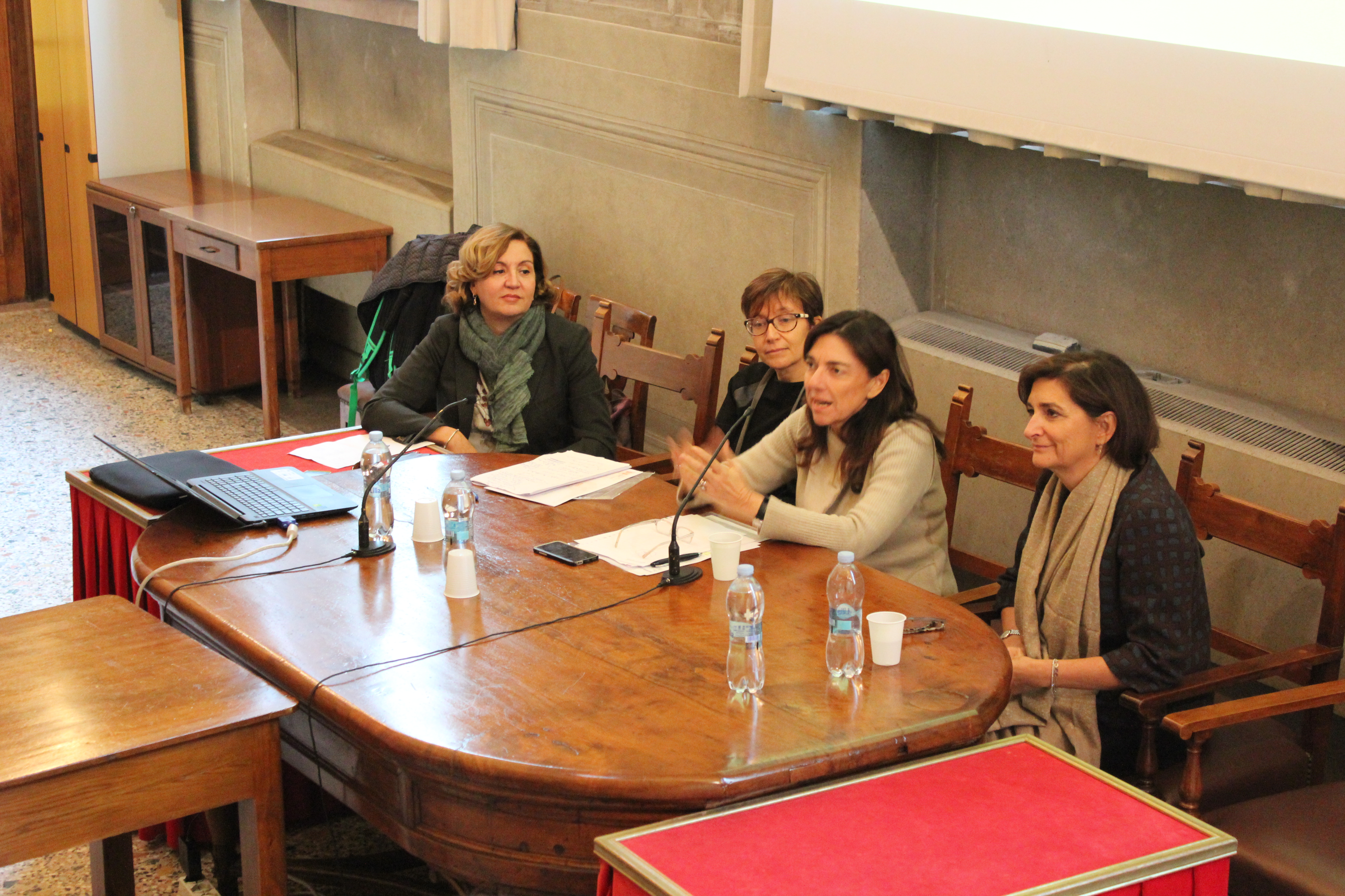 Women in Finance - Università di Pavia, 10 novembre 2016