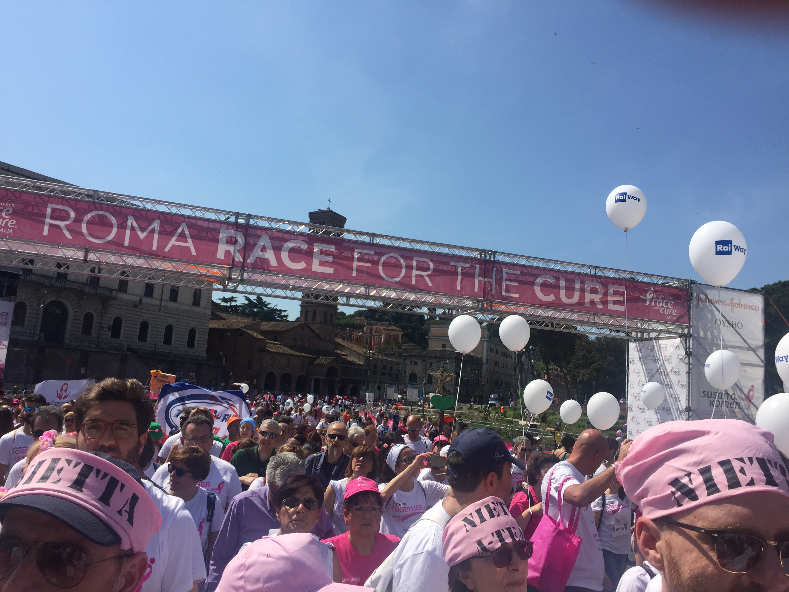 ADBI e Race for the Cure 2018